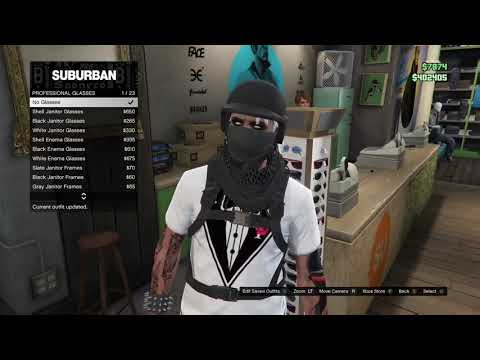 3 EASY TRYHARD OUTFITS GTA 5 ONLINE