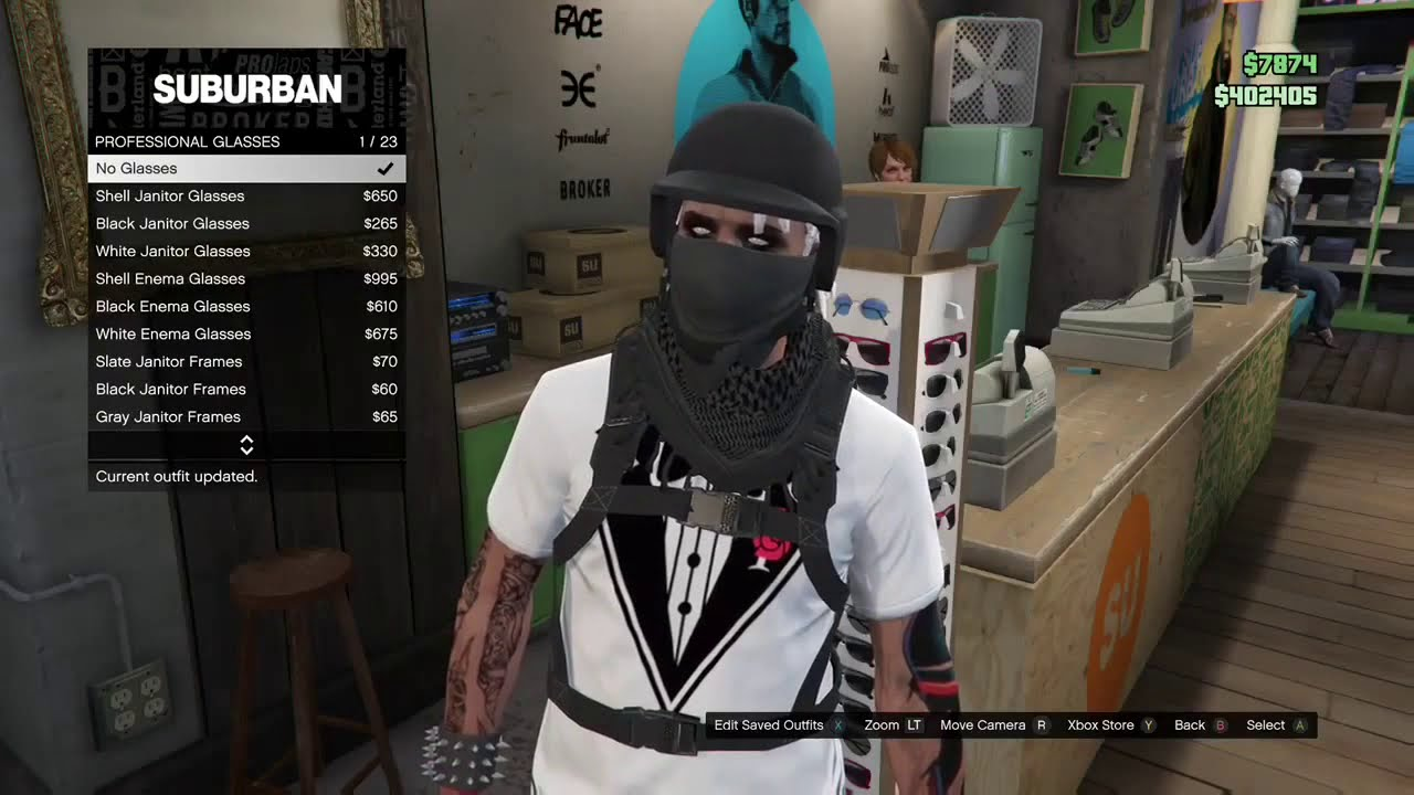 3 EASY TRYHARD OUTFITS GTA 5 ONLINE - YouTube