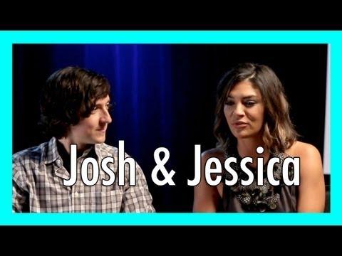 Jessica Szohr & Josh Brener   The Internship  iJustine
