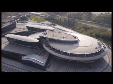 Star Trek's USS Enterprise Is Dry Docked In China
