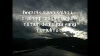 Video Stanza Sepi Sekeping Hati with lyrics (Ben Nathan) download MP3, 3GP, MP4, WEBM, AVI, FLV Mei 2018