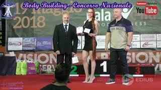 Concorso Nazionale Bodybuilding - Mister e Miss Italia I.C.S. - PalaEventi di Rossano 2018