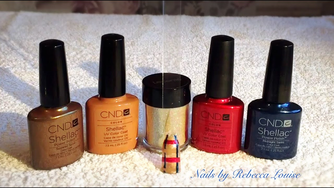Cnd shellac with lecente glitter scarf nail art tutorial youtube cnd shellac with lecente glitter scarf nail art tutorial prinsesfo Choice Image
