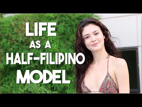 Life as a Half Filipino Model (ft. Coraleen Waddell)