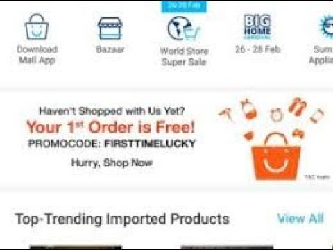 First time lucky offerfirst time lucky paytm mallpaytm new offer