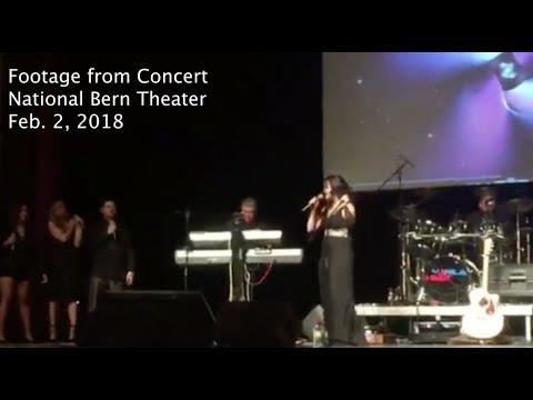 Europe Vlog #3 - Bern, Switzerland  Concert