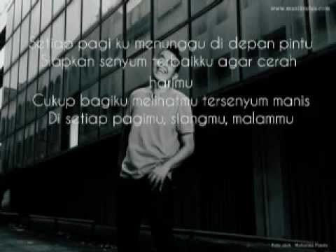 Tulus  Sewindu Karaoke Versi with Lyrics
