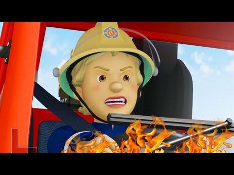Sam le Pompier francais 2017 | Chansons d'équipe | Épisodes HD | Épisode Complet