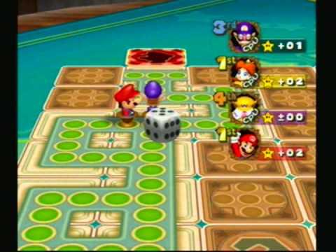 Mario Party 5 - 2003 - Bonus Mode: Card Party