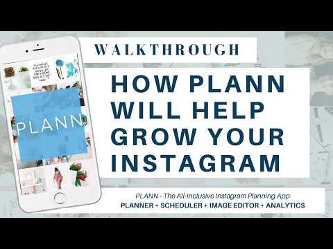 Plann Analytics For Instagram Apps On Google Play