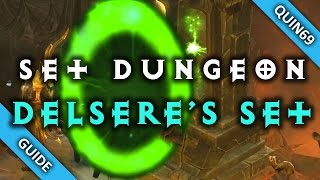 diablo 3 set dungeon delsere s magnum opus mastery   how to   patch 2 4