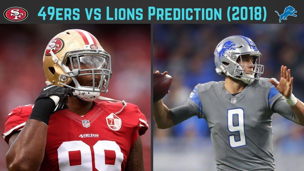 Social media reactions: Lions vs. 49ers