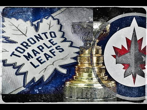 NHL 17 | Toronto Maple Leafs - Winnipeg Jets | Stanley Cup Final 2020 | Franchise Mode | #5 | PS4