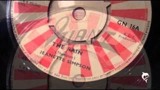 Jeanette Simpson - The Rain (1968)
