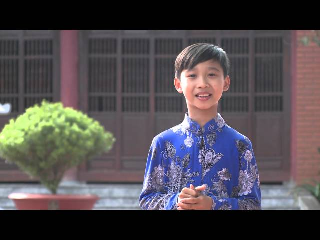 Quán quân Đức Vĩnh đáng yêu kêu gọi đăng ký Vietnam's Got Talent 2015