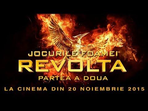 Jocurile Foamei Revolta Partea A Doua (The Hunger Games: Mockingjay - Part 2) - Trailer 2 - 2015