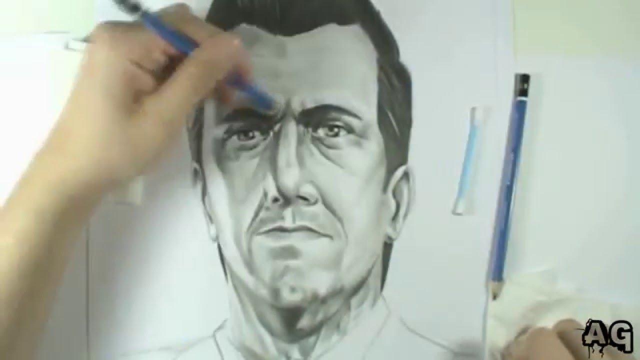 gta 5 michael drawing - photo #8