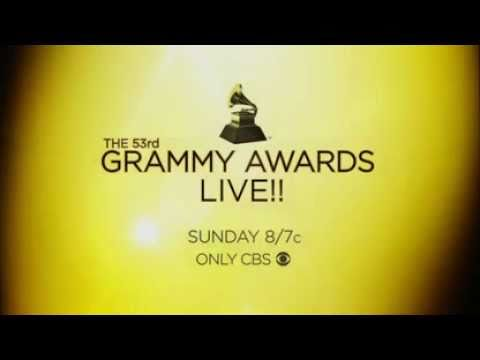 The 53rd Grammy Awards Live!! PROMO