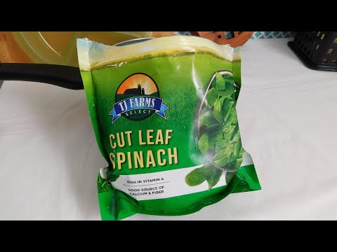 Spinach - Dollar