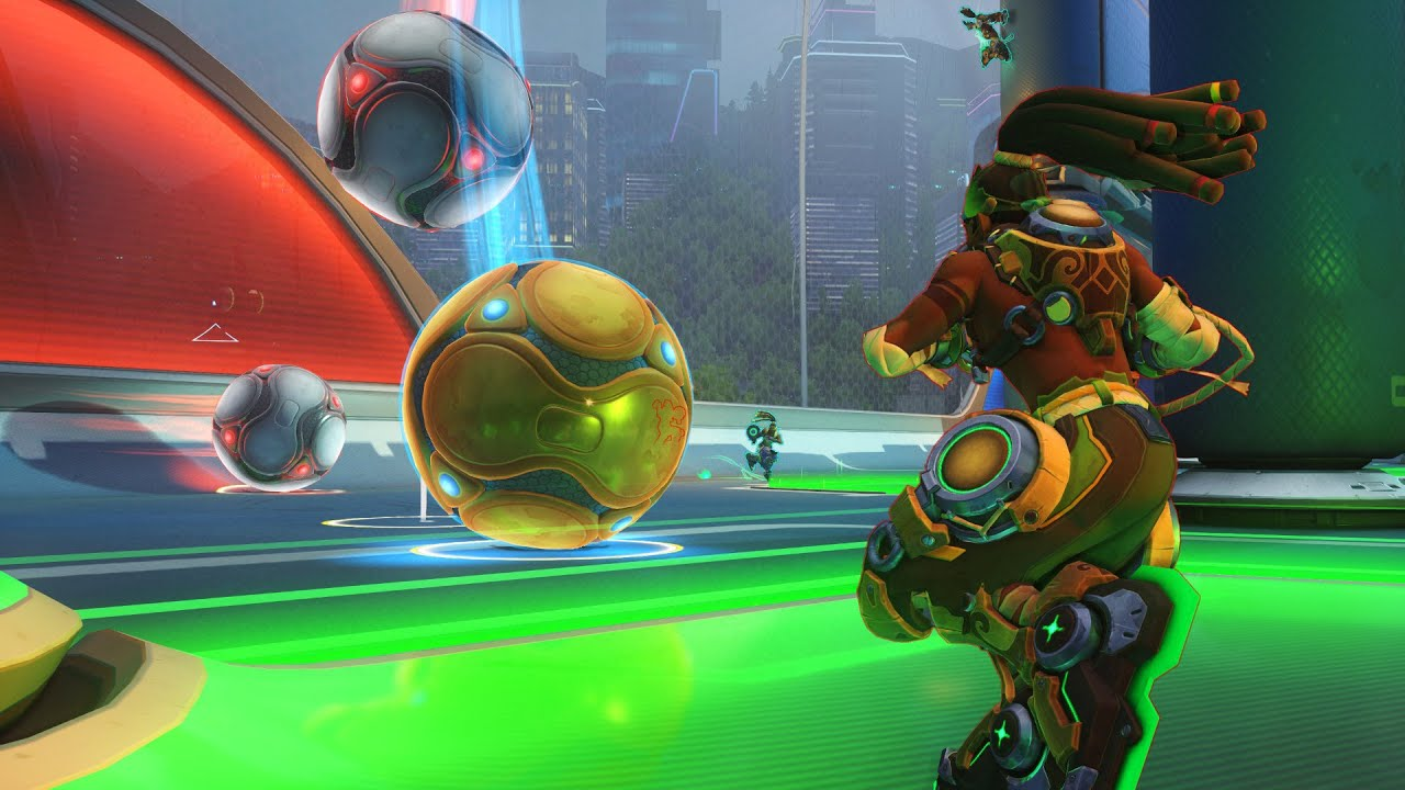 Overwatch: Crazy Lucioball Settings