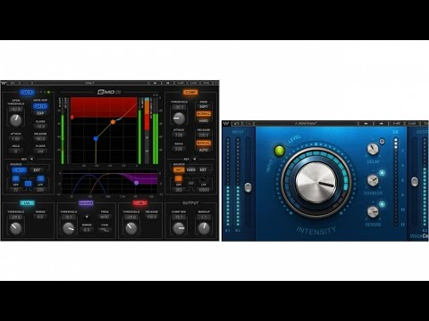 [AES] Waves Emo D5 and Greg Wells VoiceCentric Plug-ins