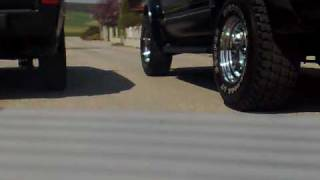 chevy tahoe 97 exhaust sound