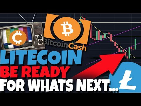 IMPORTANT: Litecoin Investors Be Ready For Whats Next – BitcoinCash Potential Rally?