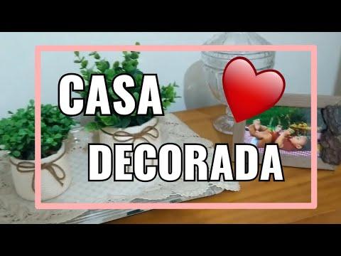 DECORAÇÃO DA CASA