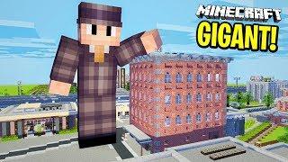 Minecraft: ZMIENIŁEM SIĘ W GIGANTA! | Jak Grać Jako GIGANT!