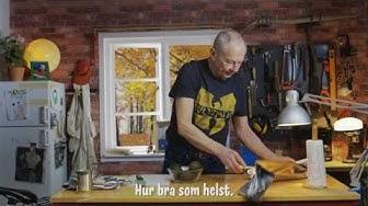 Låt avokadon mogna i ugnen 🥑💚 - Hajks med Bengt, del 22