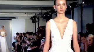 Красивые свадебные платья Oscar De La Renta. Коллекция весна-лето 2017