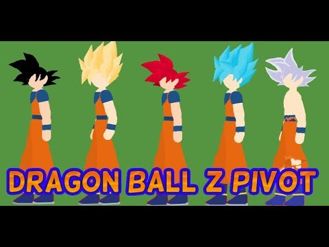 Dragon Ball Z - Super Pivot Pack REMAKE