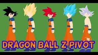 Dragon Ball Z - Super Pivot Pack REMAKE