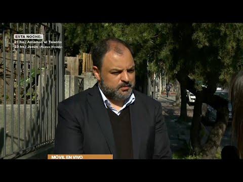 Móvil: desafuero al Senador Guido Manini Ríos