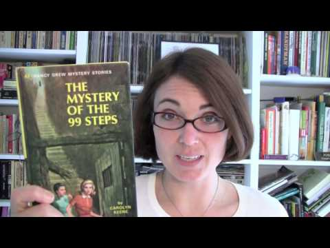 Nancy Drew Book 43: The Mystery of the 99 Steps