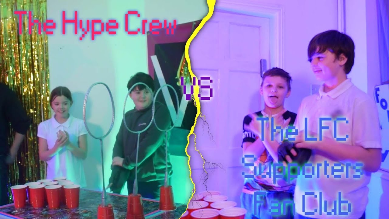 Quidditch Pong: The Liverpool FC Supporters Fan Club vs The Hype Crew