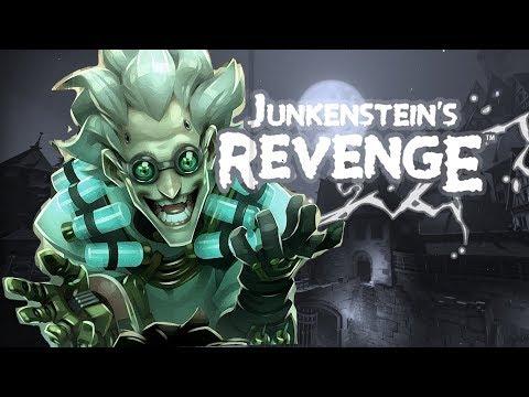 Overwatch | Evento de Halloween - Dr. Junkenstein's Revenge