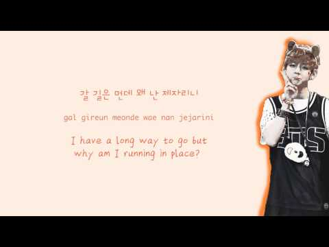 BTS (방탄소년단) - Tomorrow [Color coded Hangul|Rom|Eng lyrics]