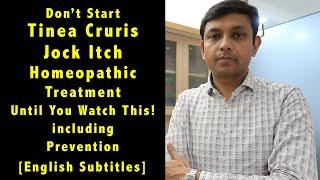 Cara Mencegah & Mengobati Penyakit Kurap / Tinea Cruris / Scabies.