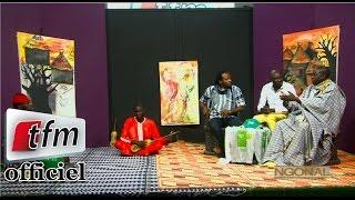 Ngonal reçoit,Koromack Faye - 28 janvier 2015