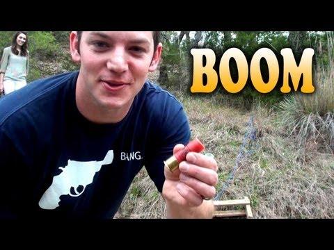 How to Ruin a Shotgun, Barrel Under Water