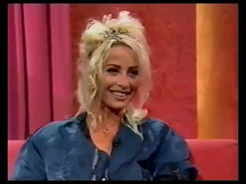 Wendy James on the Jonathan Ross Show (1991)