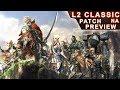 Resumo Da Live Oficial De Lineage II Classic NA (Free To Play) Patch Preview PT-BR