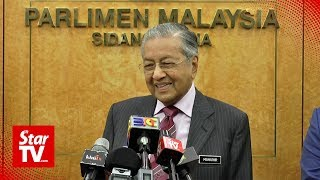 If we're rich, we'd give full meal to all, says Dr M on starving university students