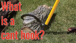 What is a Cant Hook?