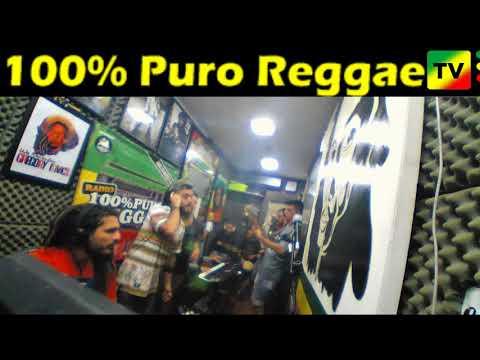 HERMANOS DEL GHETTO (Full Show) - EN VIVO EN 100% PURO REGGAE (