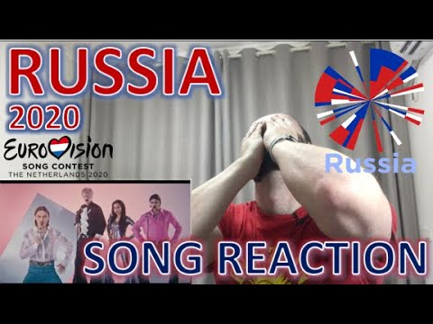 "🇷🇺🇷🇺 Russia | Little Big ""Uno"" REACTION | Eurovision 2020 🇷🇺🇷🇺"