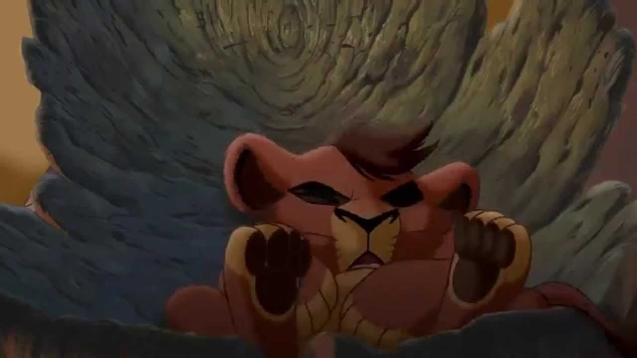Download Lion King 2 Simba's Pride My Lullaby In 1080p HD