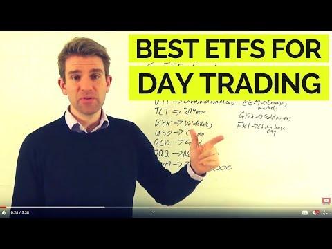 Best ETFs for Daytrading!? 🏃