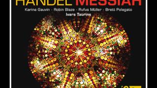 Handel Messiah, Bass Air: The Trumpet shall sound